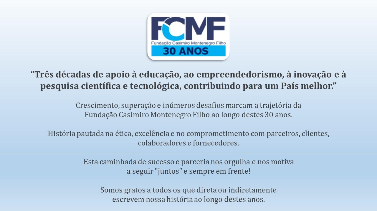 Aniversário FCMF